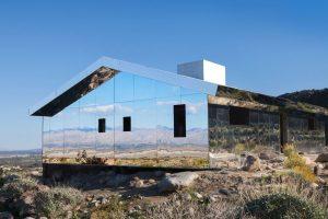 Dough Aitken a jeho zrcadlový dům