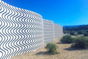 Vlny, Desert X