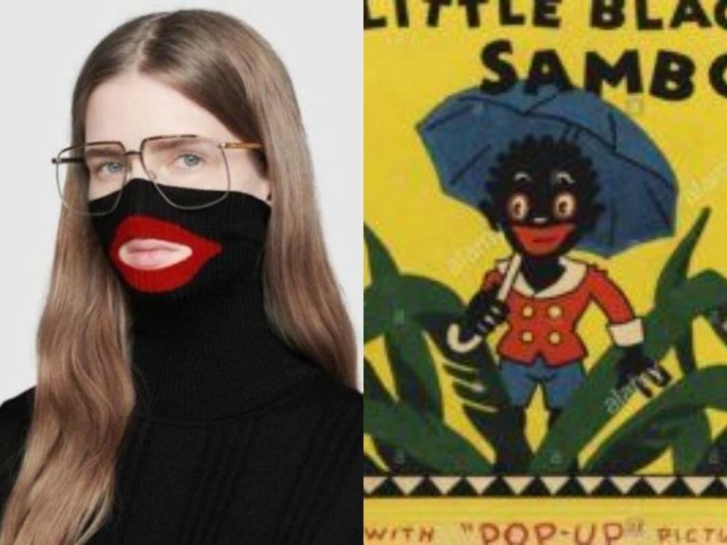 Gucci versus rasismus