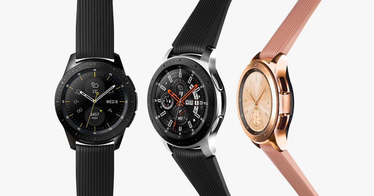 Galaxy Watches od Samsungu
