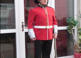 britská vojenská garda