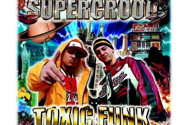 Cover Toxic Funku