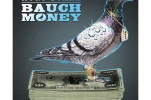 Cover Bauch money by Jan Gemrot