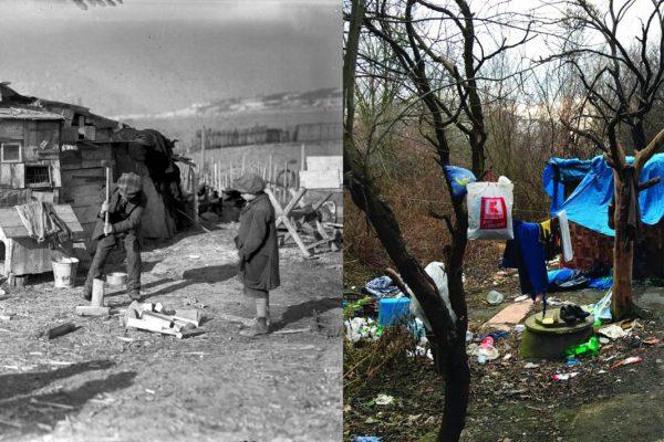 Chudá Praha a Dýmová hora