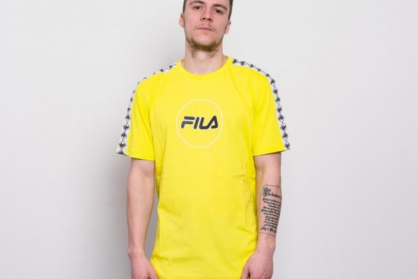 Triko FILA Rudy Tee Sulfur Spring Yellow