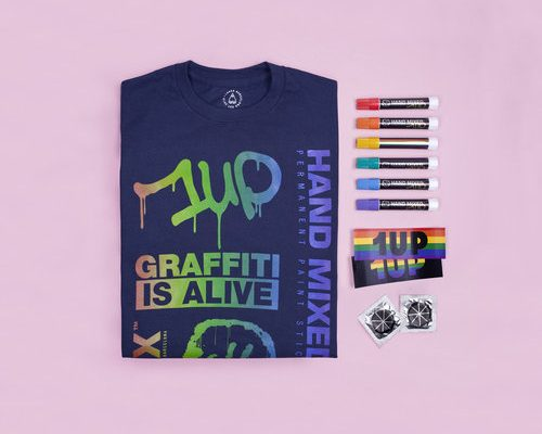 1UP x HMX deluxe set