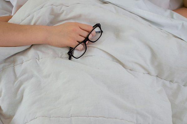 testování luxusních postelí