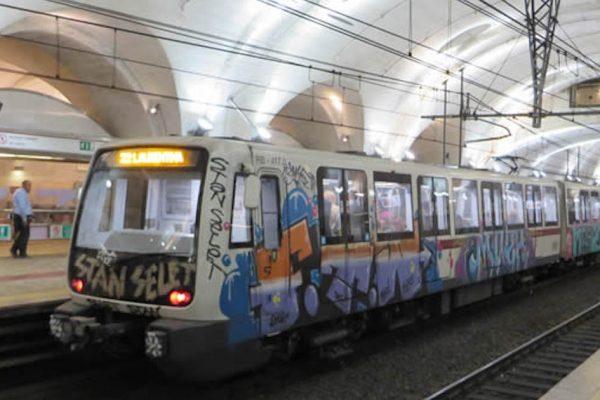 Metro v Řéímě