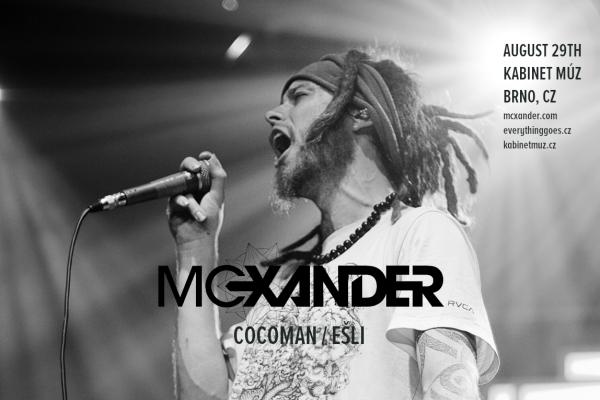 MC Xander