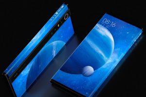 Nový Xiaomi má displej po všech stranách?