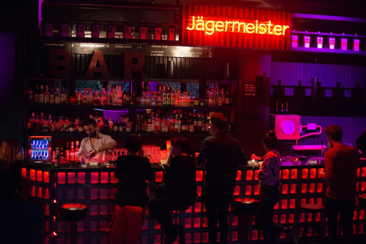 Klub Night Embassy