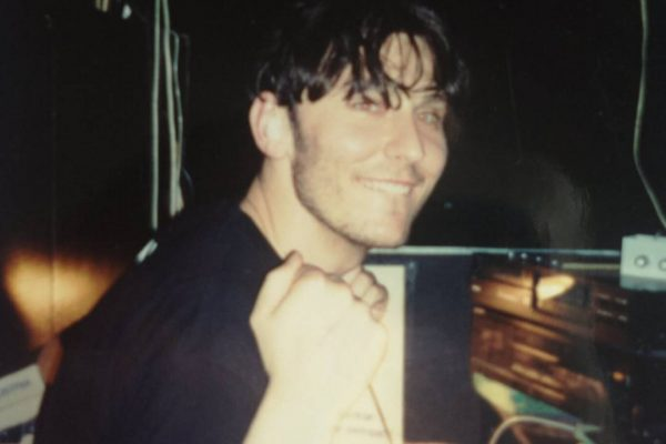 Josef na Sedmičce v roce 1992