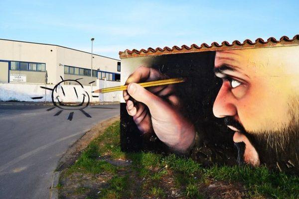 3D graffiti