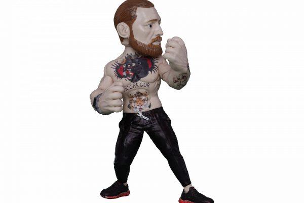 Conor McGregor jako postavička