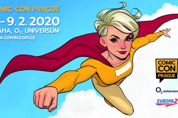 Comic-Con Prague